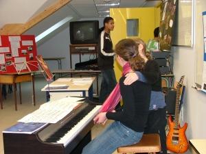 Musique au collège Saint Augustin