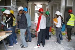 Visite du chantier ODP